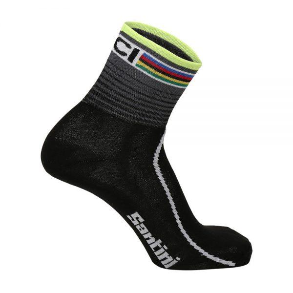Santini-UCI-Rainbow-Socks-Cycling-Socks-01