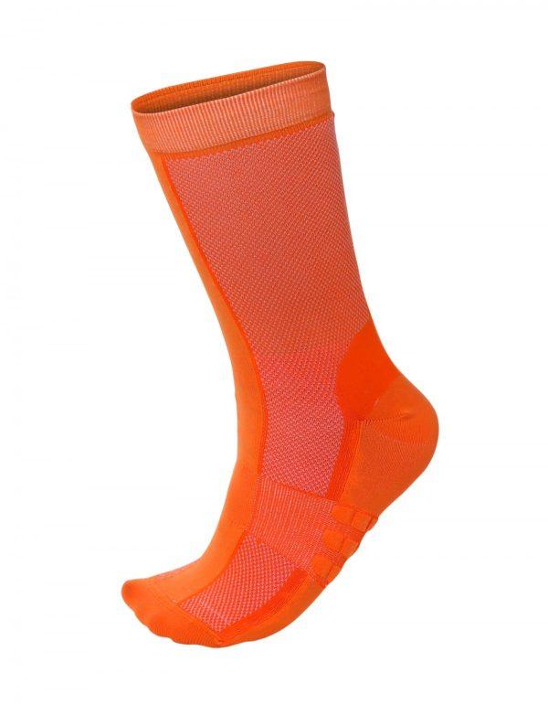 classe-socks-medium-profile-flashy-orange
