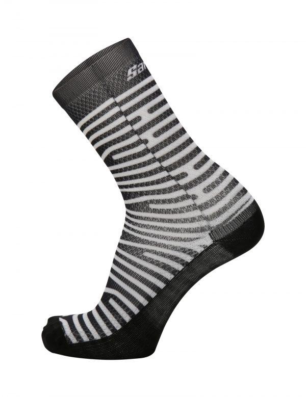soffio-2019-socks-white